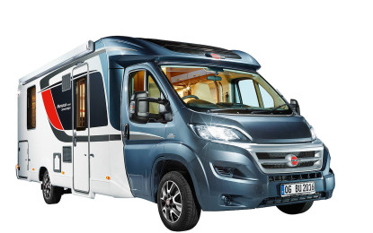 Leisure World sells first Bürstner motorhome