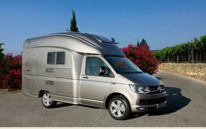 The new Wingamm VW T6 Micros