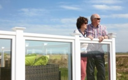 New chance to own a holiday home in unique nature reserve setting