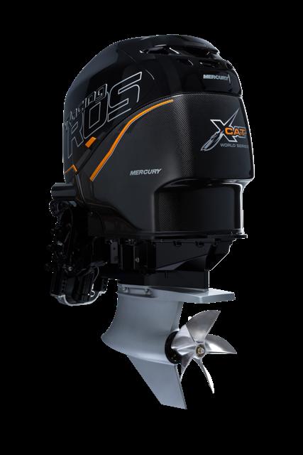 Mercury Racing ROS: The New Boss of XCAT
