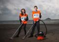 St. Colman's Community College, Midleton removes 12 tonnes+ of marine litter