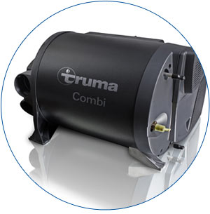 Truma News: More hot water for extra long showers