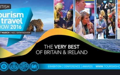 British Tourism & Travel Show 2016