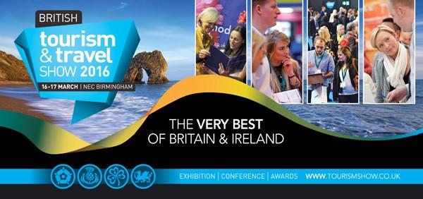 British Tourism & Travel Show 2016