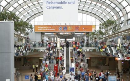 CARAVAN SALON DÜSSELDORF 2018 – International Hot Spot of the Caravanning Industry