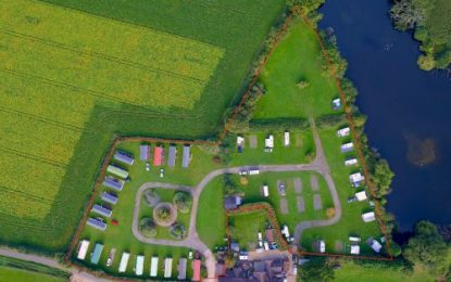 NEW OWNERS FOR THE WILLOWS CARAVAN PARK IN TEWKESBURY