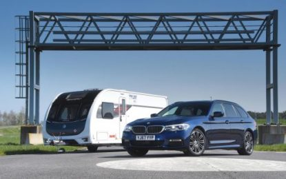 BMW – Overall winner of Tow Car Awards for first time