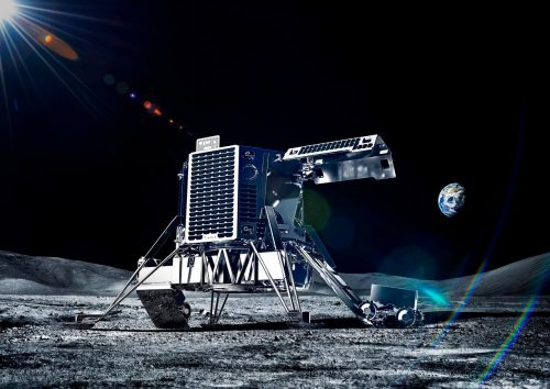 Festival of Speed 2018 shoots for the Moon with ispace rover
