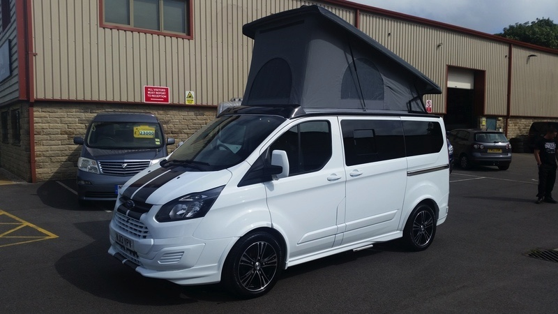 Wellhouse Leisure to produce new Misano camper vans based on used Ford Transit Customs