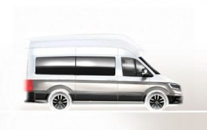 Volkswagen Commercial Vehicles to unveil new camper van at 2018 Caravan Salon