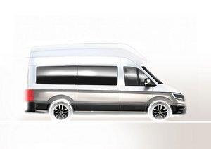 Volkswagen Commercial Vehicles to unveil new camper van at 2018 Caravan Salon