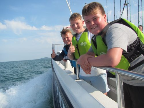 Learn to fish with the Dublin Angling Initiative