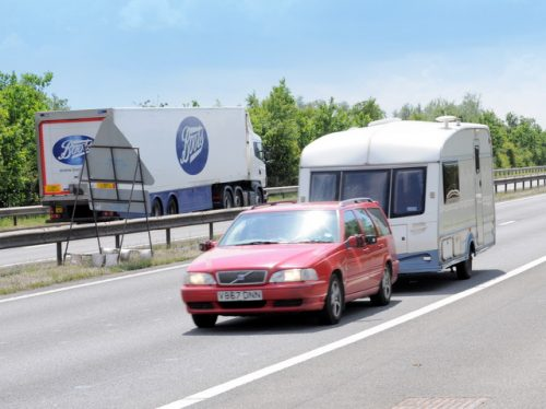 Caravan holidays expected to almost match demand for hotels this summer