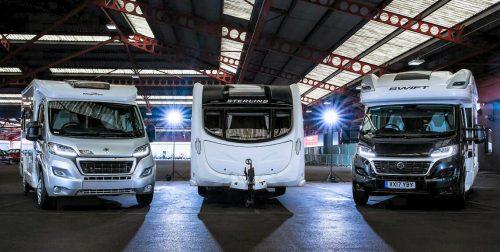Demand rises for caravans and motorhomes