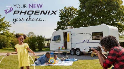 Enjoy Your Holiday, Your Way with the all-new Bailey Phoenix