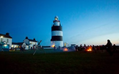 Féile Samhain for Halloween at Hook Lighthouse