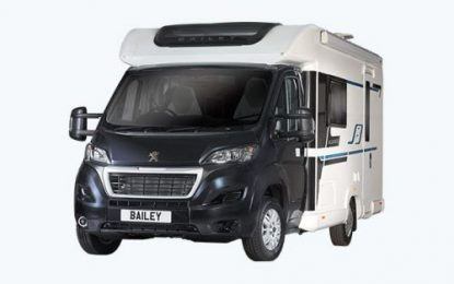New freedom – the new Bailey Alliance motorhome range