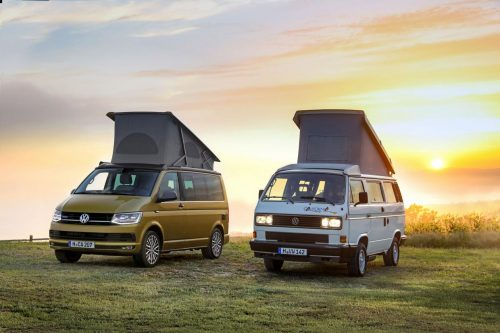 30 years and running – ever lovable Volkswagen California