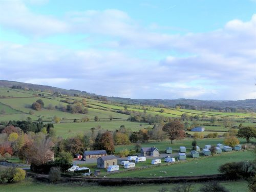 New owner pulls into Old Station Caravan Park in Wales