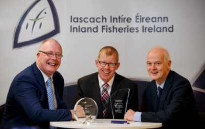Fisheries staff recognised for road safety and fleet management