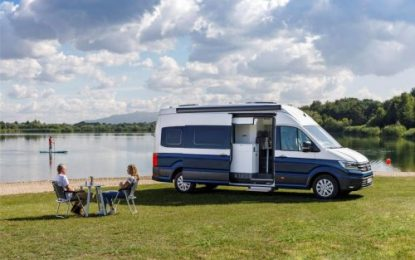 Volkswagen Grand California to debut at Caravan, Camping & Motorhome Show at NEC