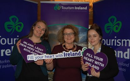 Tourism Ireland Marketing Plans 2019 Launch