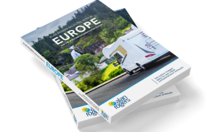 Alan Rogers releases 51st edition Europe guide