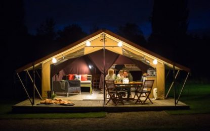 3 new Ready Camp Glamping locations across England for 2019