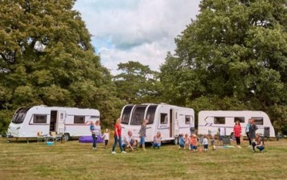 Bailey of Bristol voted Best Caravan Manufacturer in Owner Satisfaction Survey 2019