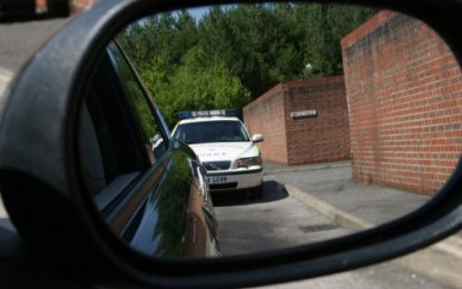 Thieves thwarted by Tracker stolen vehicle recovery technology