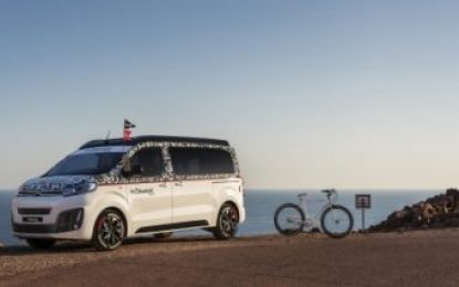 "2019 Geneva Motor Show: Citroën's exclusive bicycle – ""Rider The Citroënist by Martone"""