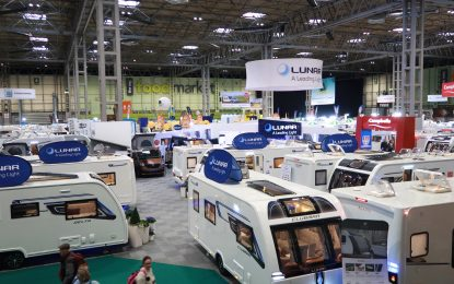 Caravan, Camping & Motorhome Show 2019 – Something for everyone!
