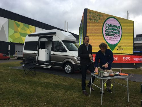 Visitor numbers on the rise as the Caravan, Camping & Motorhome Show 2019 hailed a success