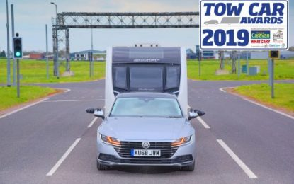 Tow Car Awards 2019 – Volkswagen takes the honours