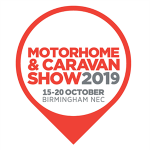 The Motorhome & Caravan Show 2019 returns to the NEC this October