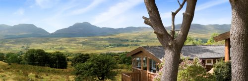 Trawsfynydd Holiday Village in Snowdonia National Park sold