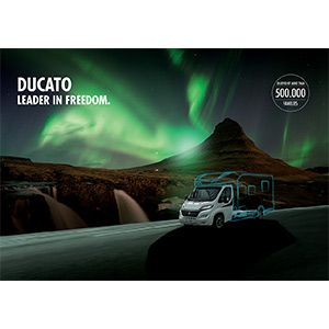 FIAT Ducato MY2020 – Freedom Leader