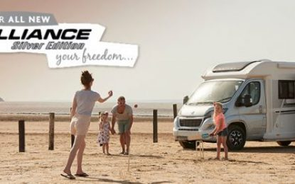 Bailey introduce value-packed Alliance Silver Edition motorhome range this autumn