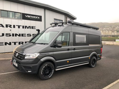 Introducing Vanworx Crafter MaxTraxx