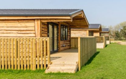 WOODLAKES HOLIDAY LODGE PARK, KINGS LYNN, HITS MARKET FOR £5.25 MILLION
