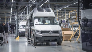 Volkswagen Commercial Vehicles marks 1000th Grand California