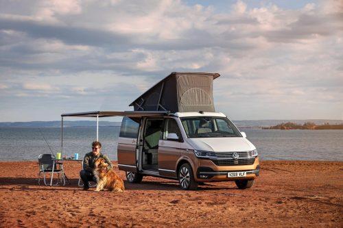 VW California 6.1 makes debut at Caravan, Camping & Motorhome Show 2020