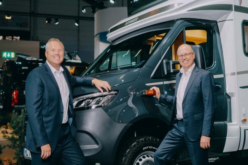 THOR Industries forms new subsidiary; Hymer USA: to manufacture and sell European RVs in North America