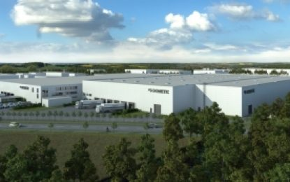Dometic inaugurates new European Distribution Center in Germany