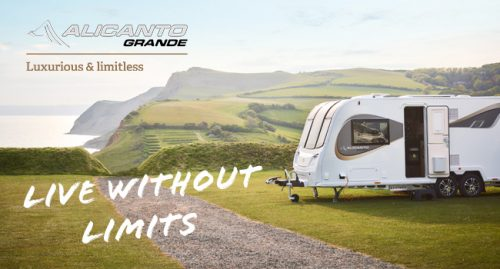 Bailey add fourth layout to best-selling Alicanto Grande range
