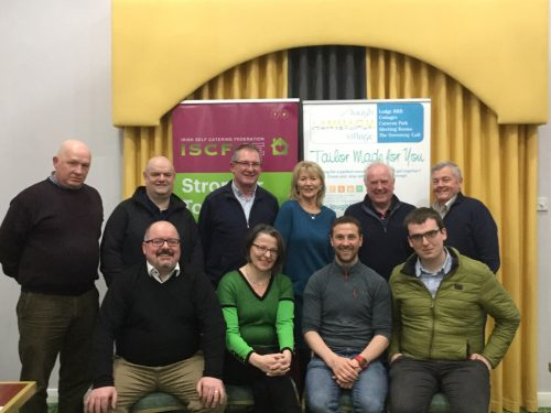 Irish Self Catering Federation holds Regional Meeting at Lough Lanagh Village, Castlebar