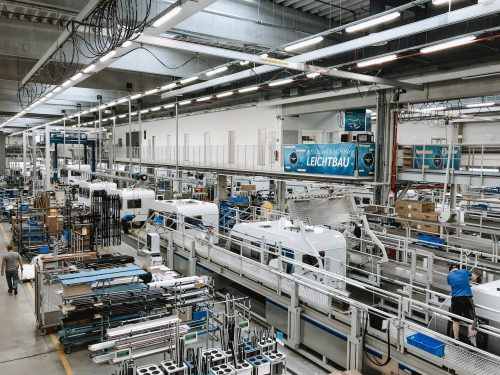 New start: Knaus Tabbert resumes production in Germany after shutdown
