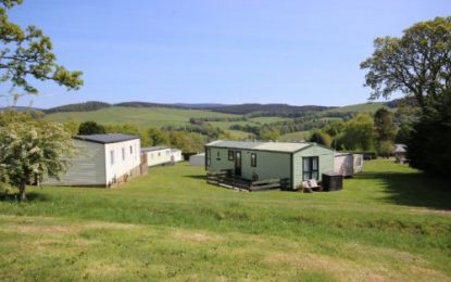 Sold! Rosetta Holiday Park in Peebles in the Scottish Borders