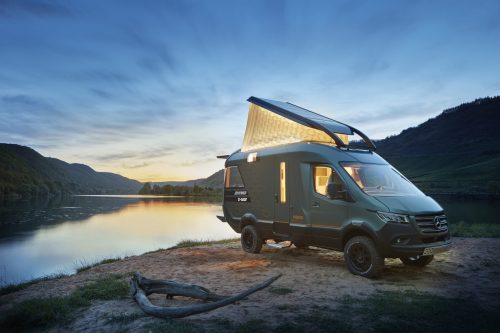 German Innovation Award for Hymer VisionVenture & B-Class MasterLine I 880