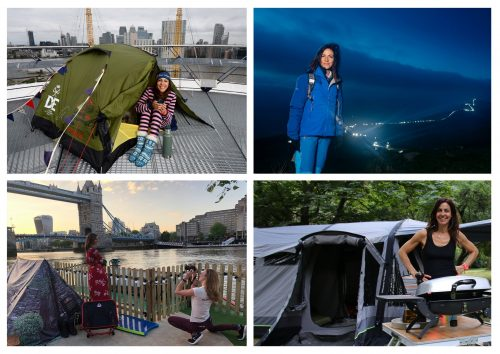 'Stay Home National Camping & Caravanning Week' across UK